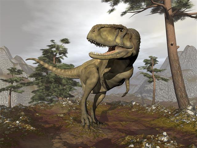 Abelosaurus Dinosaur