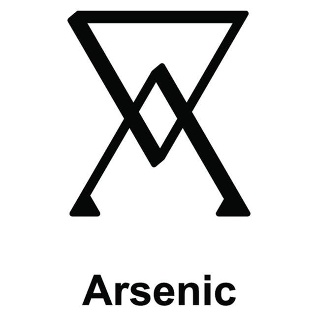 Alchemy Arsenic Symbol