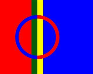 Sami Adopted Flag