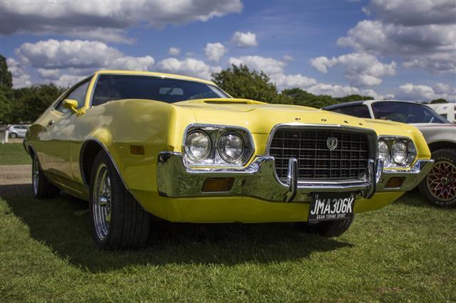 Ford Gran Torino Sport Classic Car