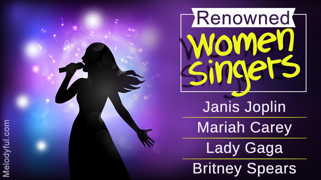 Famous Women Singers