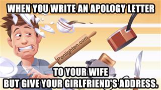 Furious Wife