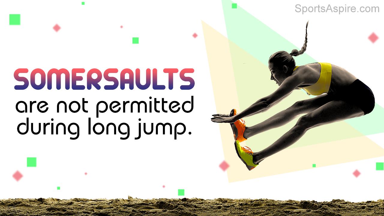 Long Jump Rules