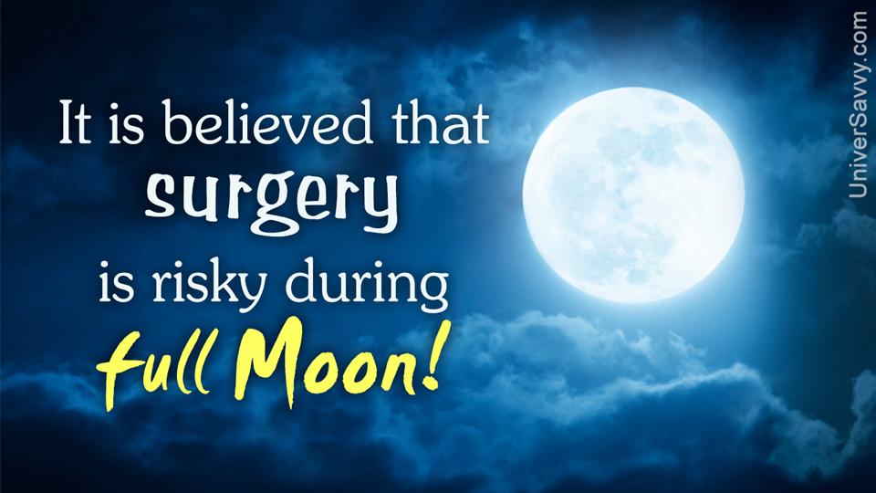 Fact about full moon calendar
