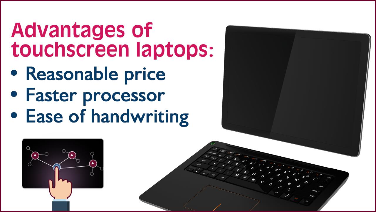 Touchscreen Laptops for 2018