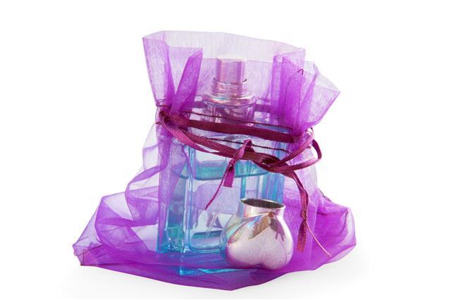 Perfume Gift Wrap