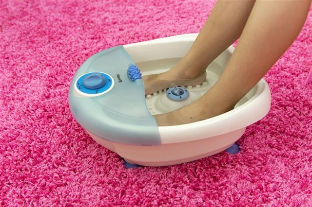 Children Foot Spa