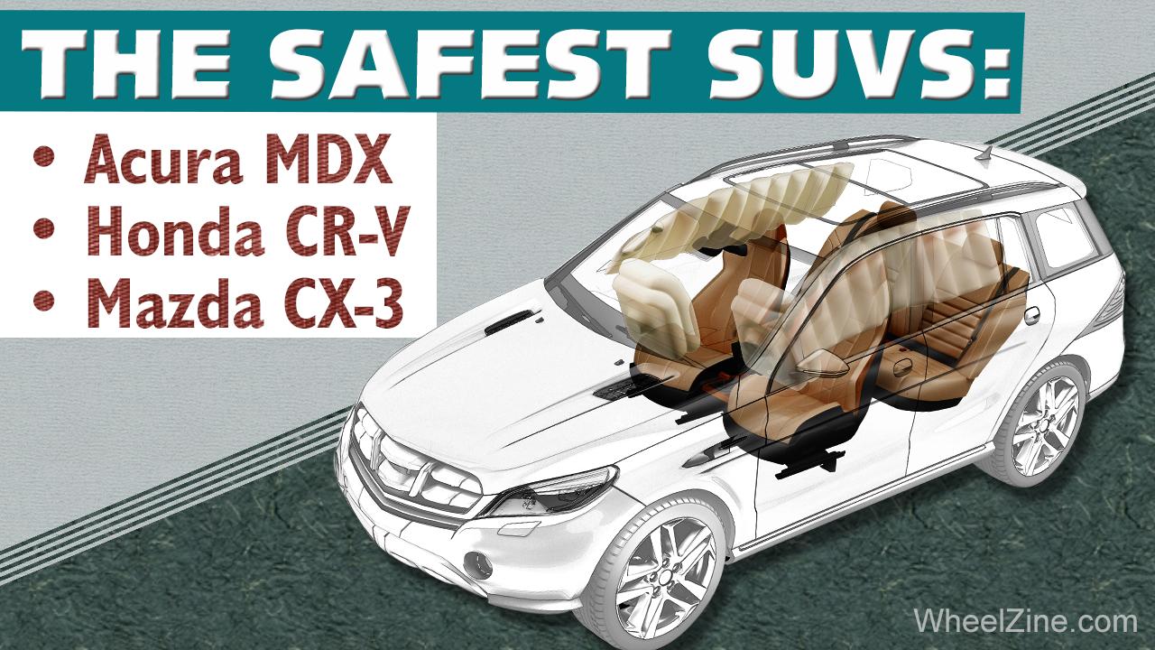Safest SUVs 2018