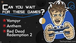 Gamer With A Joystick On Dark Background