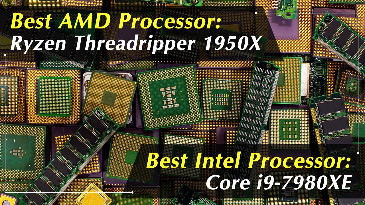 Fastest Laptop Processor 2018