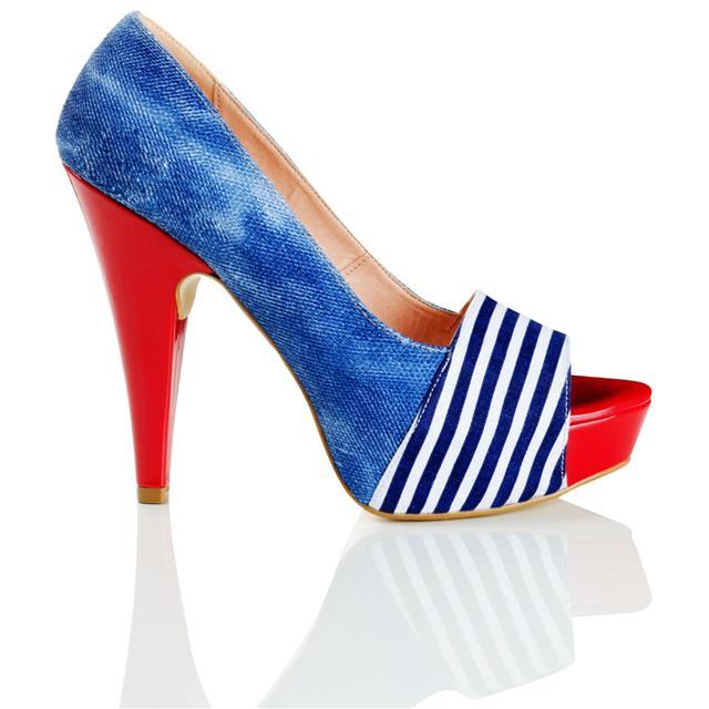 Patriotic heel