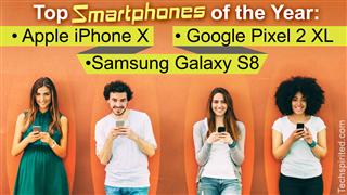 Top smartphones of 2013