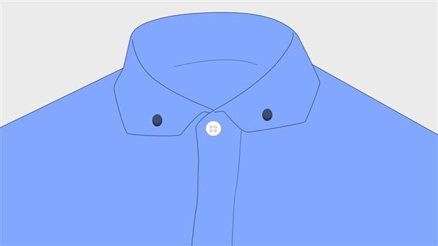 Ozwald Boateng Collar