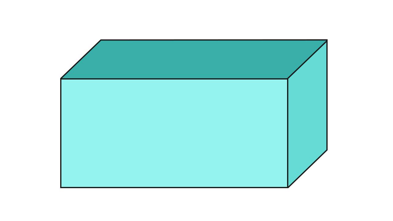 Параллелепипед фигура картинка