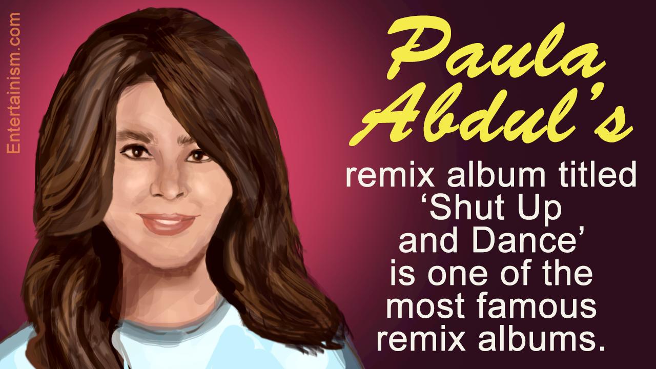 Biography of Paula Abdul