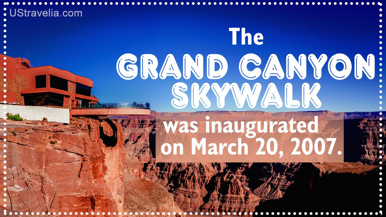 Grand Canyon Skywalk Tour