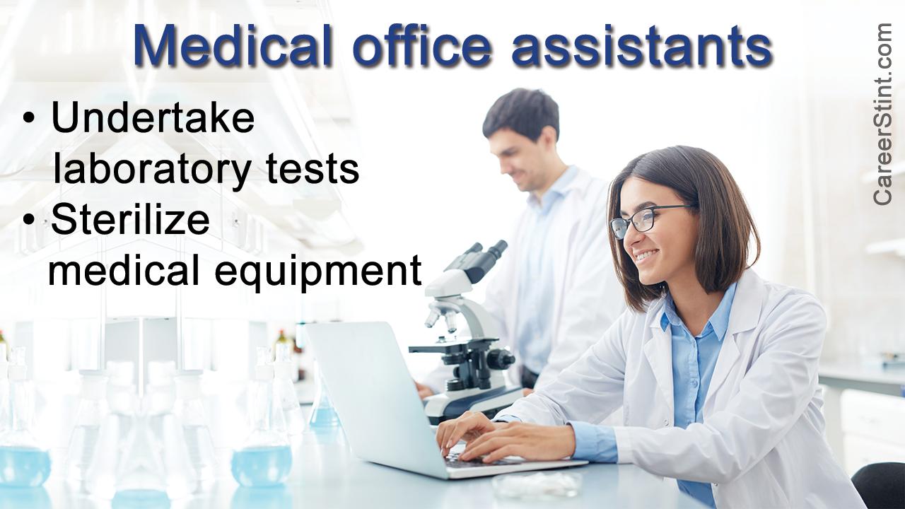 Sample Resume For Medical Office Assistant