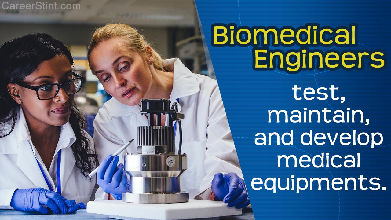 Biomedical Engineer Job Description