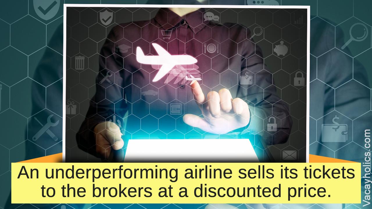 Airline Ticket Brokers