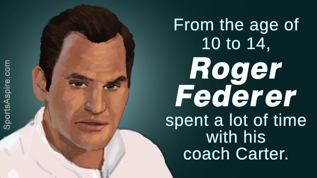 A Tennis Legend - Roger Federer