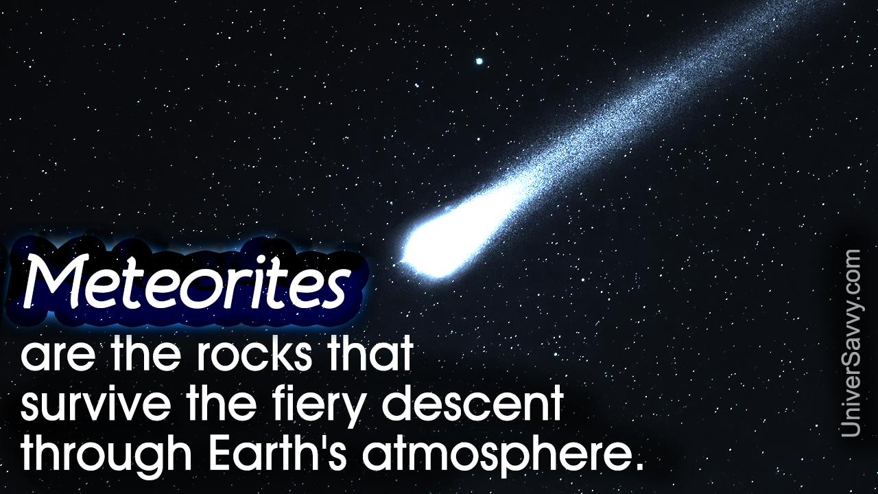 Meteorites Facts