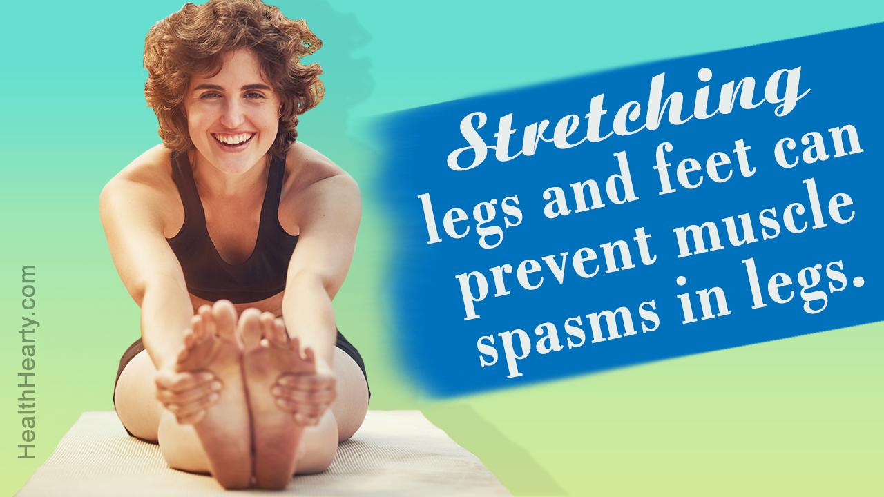 Muscle Spasms in Legs