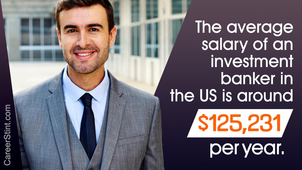 Investment Banker Salary Range