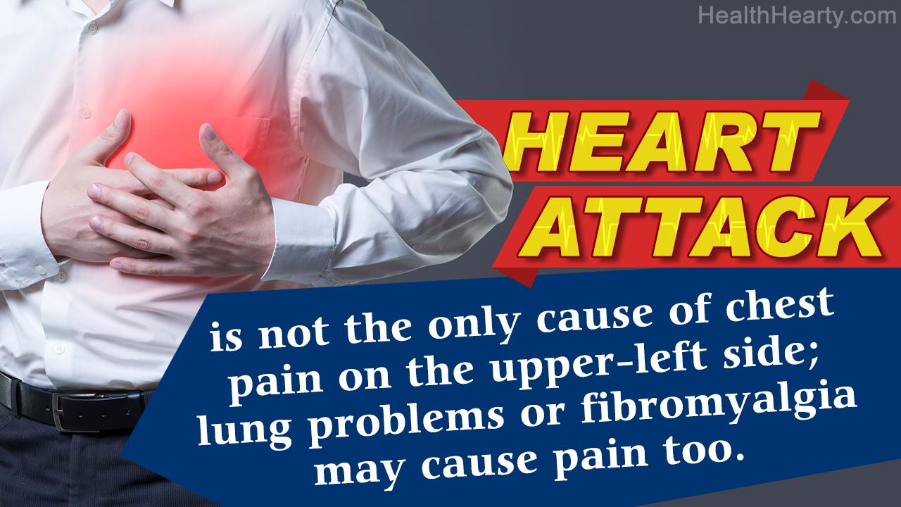 Upper-left Chest Pain