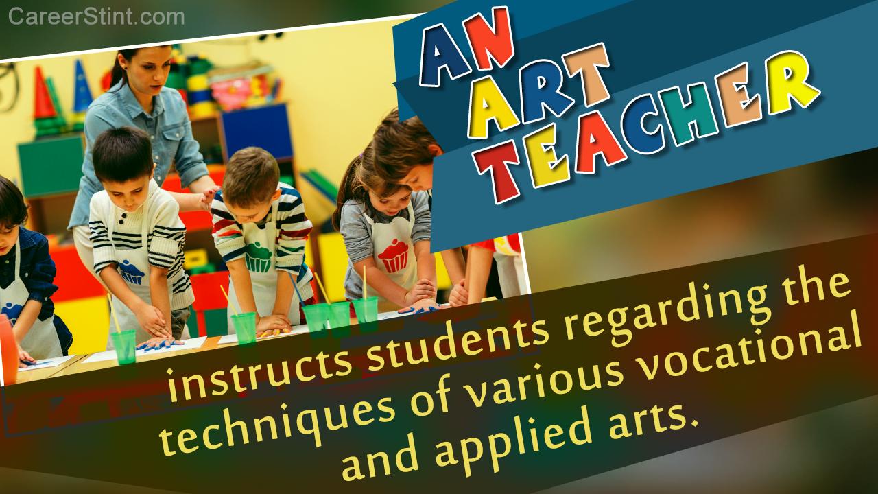 Art Teacher Salary