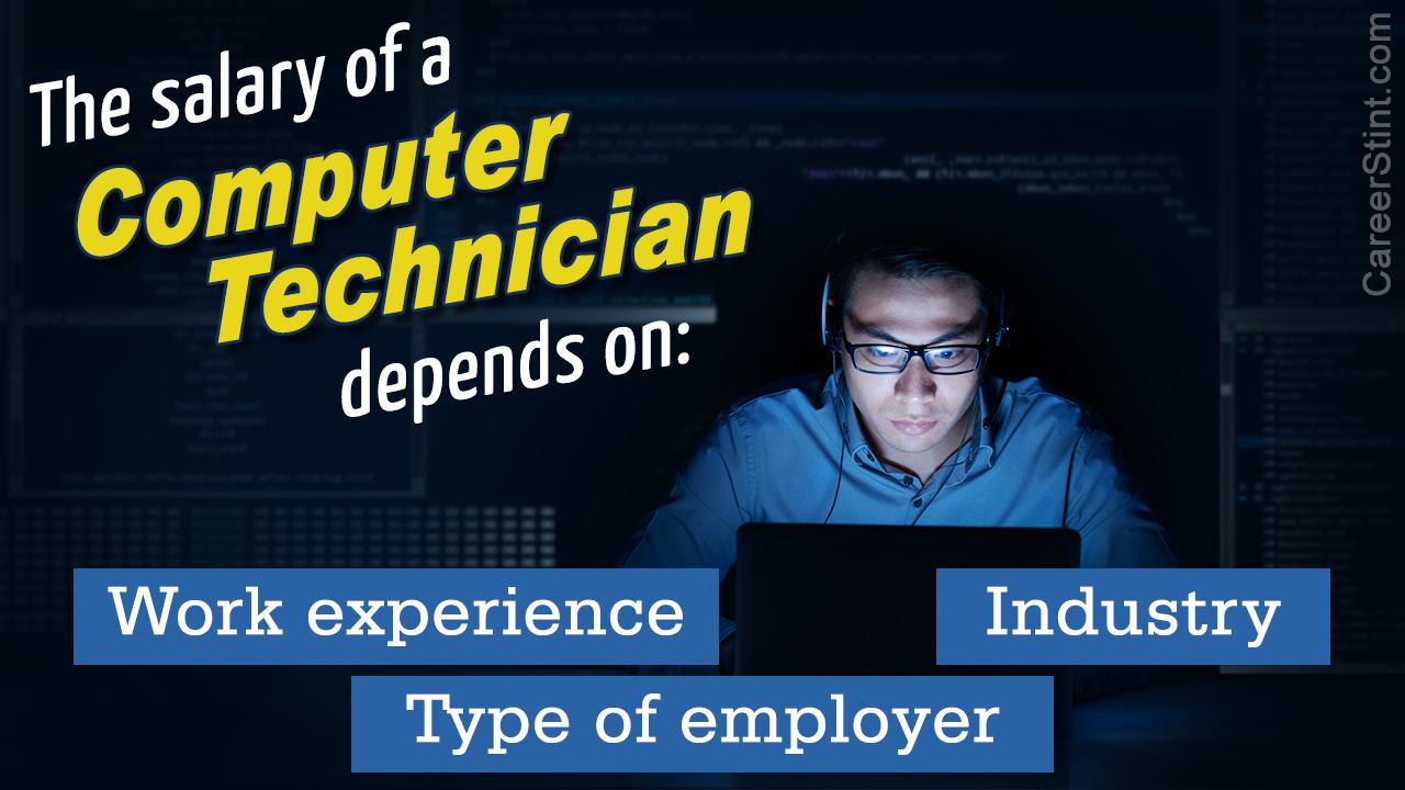 Computer Technician Salary