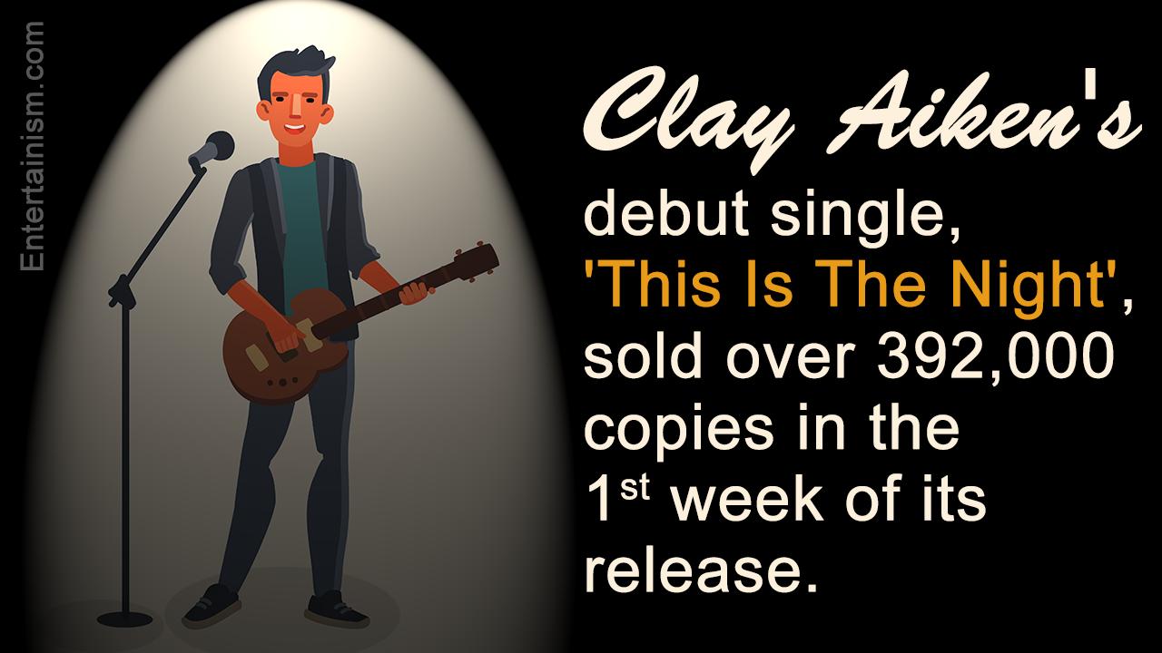 American Idol - Clay Aiken