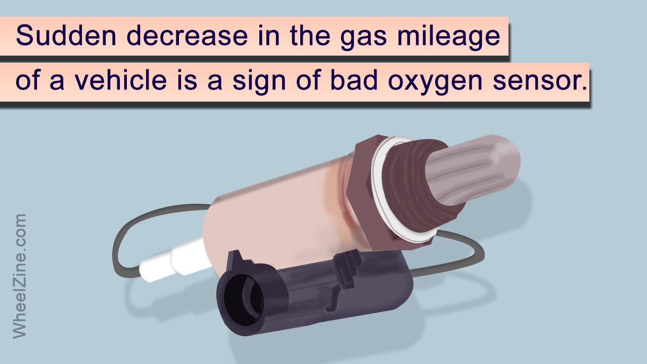 Signs of a Bad Oxygen Sensor