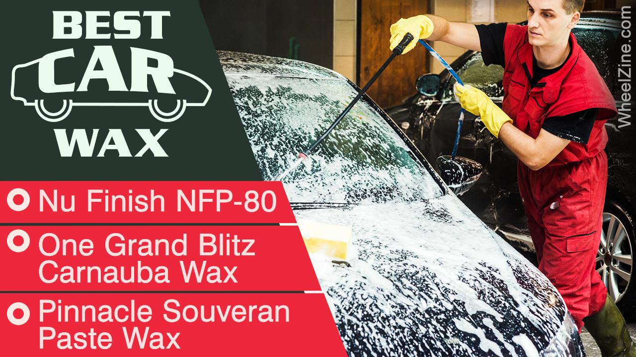 Car Wax Review: Top 10 Best Car Waxes