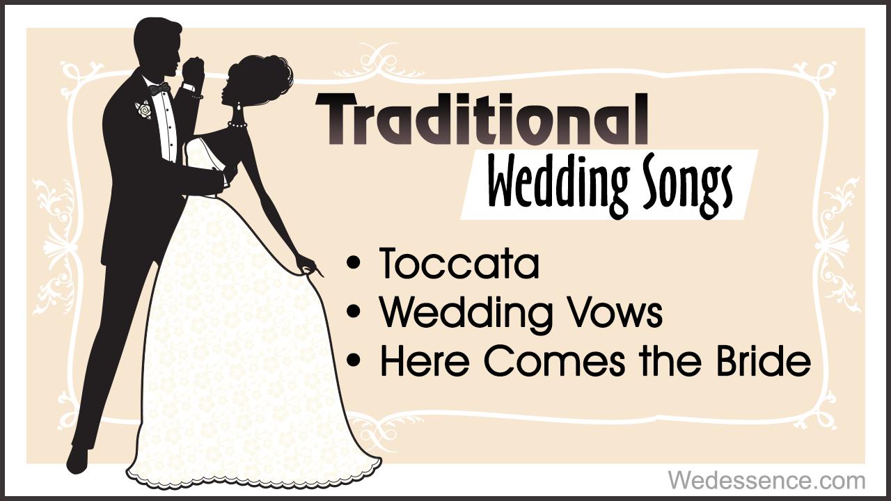 Traditional Wedding Songs