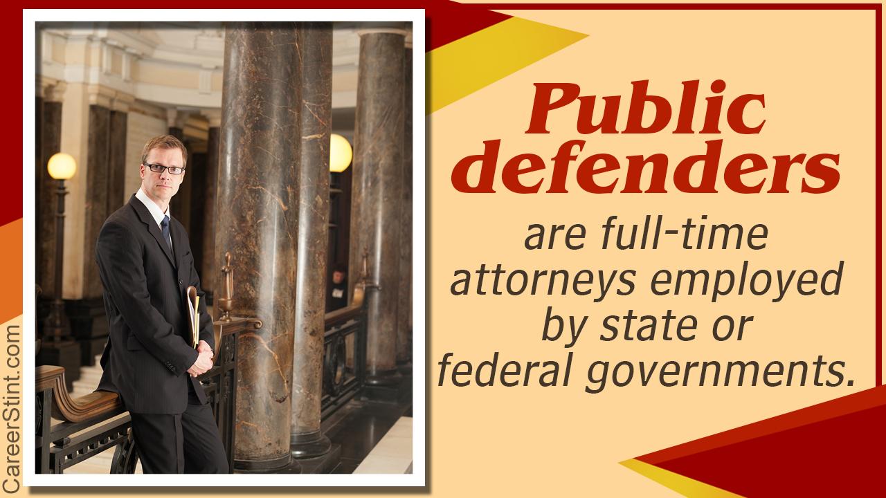 Public Defender Salary