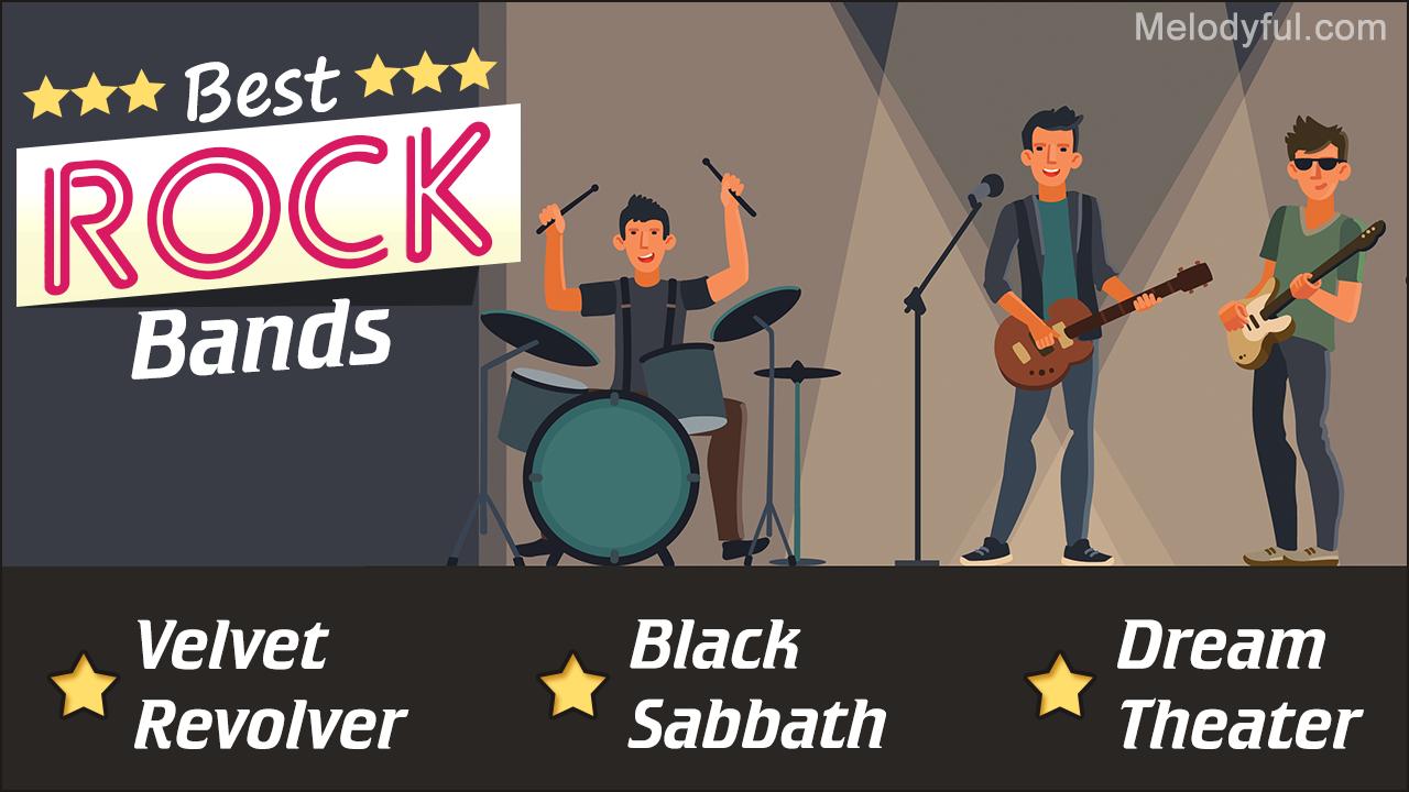 Good Rock Bands