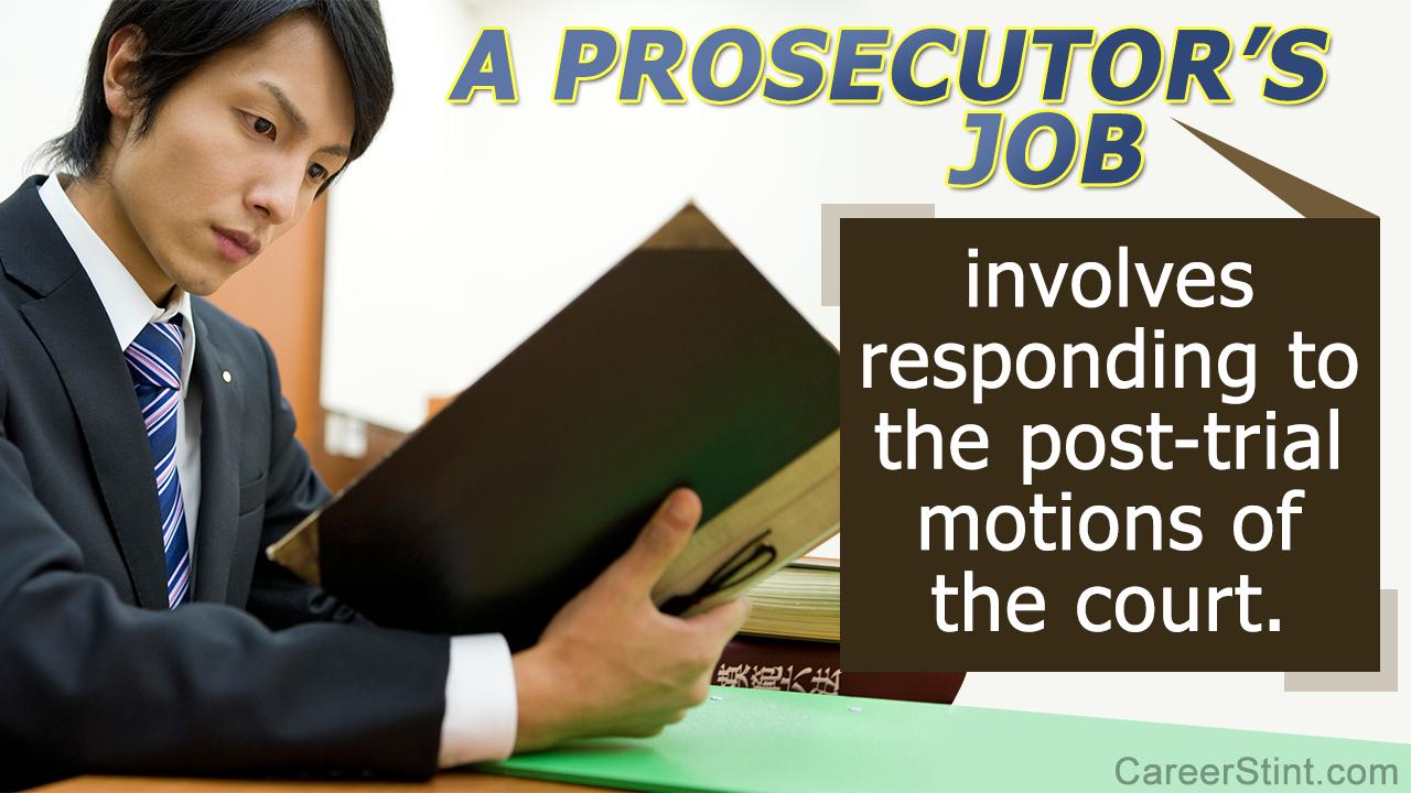 Prosecutor Salary