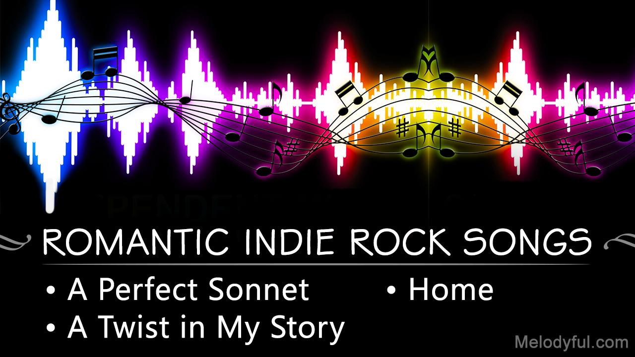 Indie Rock Love Songs