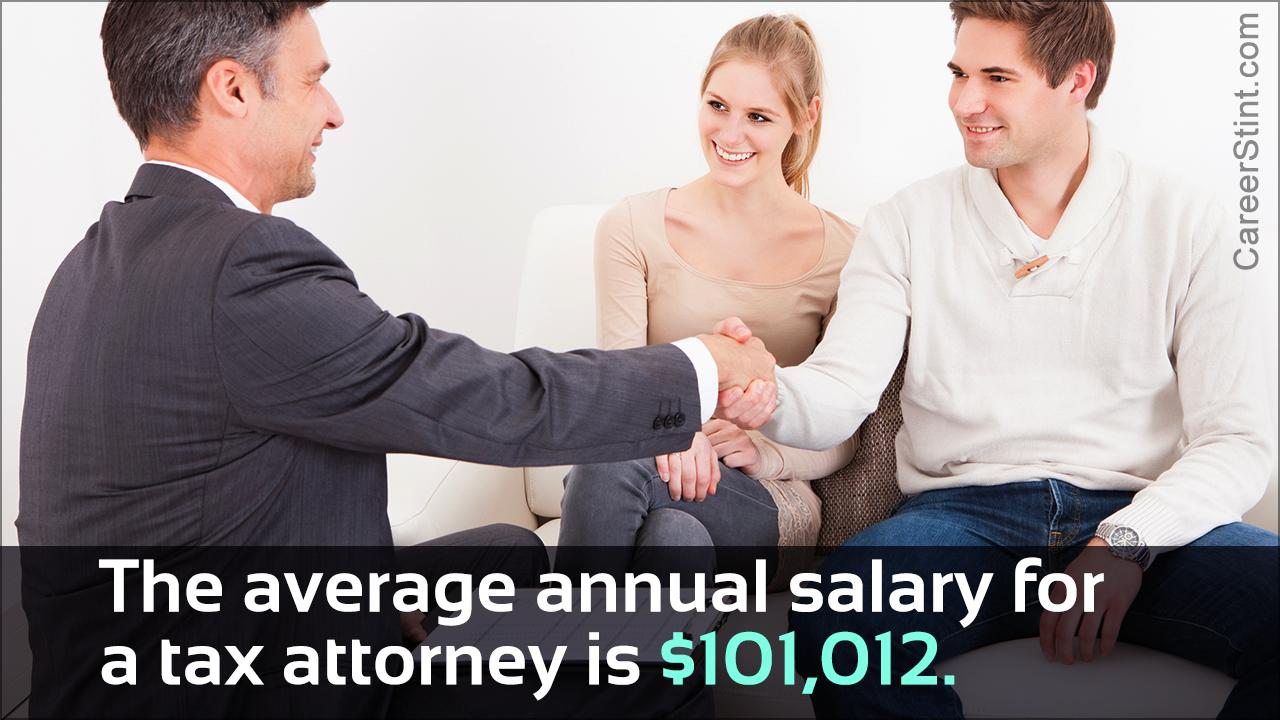 Tax Attorney Salary