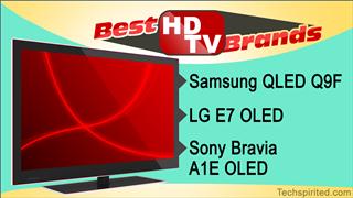 Best HDTV brands