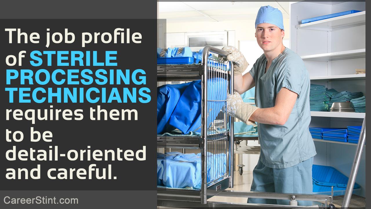 Sterile Processing Technician Salary