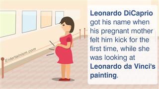 Leonardo DiCaprio quick fact