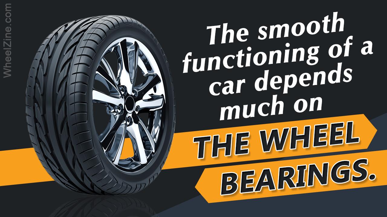 Bad Wheel Bearing Symptoms