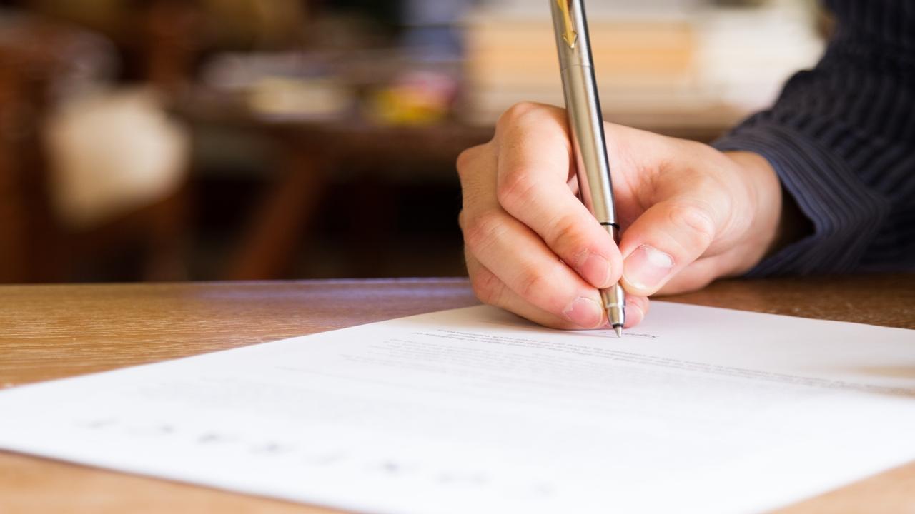 Secretary Cover Letter