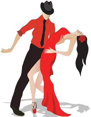 Salsa dance style
