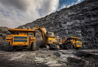 Coal production plant