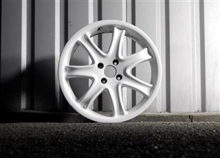 Custom Car Wheel