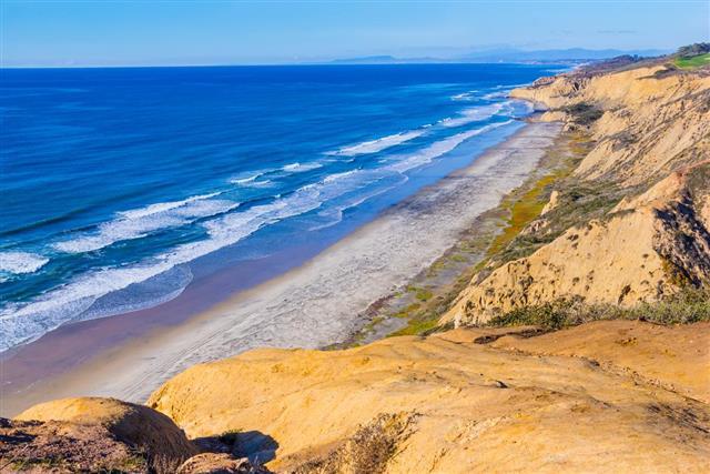 Torrey Pines State Natural Reserve,San Diego