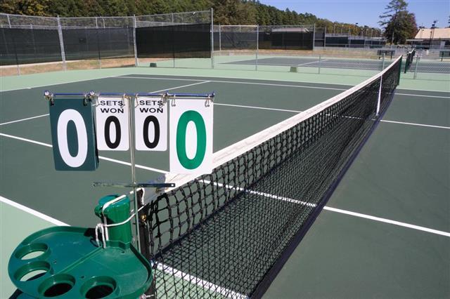Tennis Score Cards