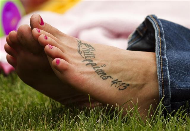 Philippians Tattoo